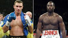 Lennox Lewis to face Vitali Klitschko in chess match 15 years after they clashed in the ring