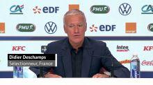 """Bleus - Deschamps : """"Adrien Rabiot a retrouvé un très bon niveau, je n'ai pas de position radicale"""""""