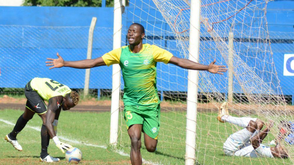 Kariobangi Sharks striker tops the chart