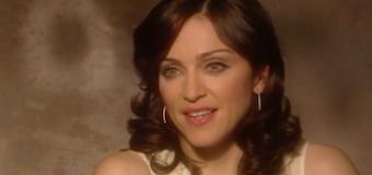 Flashback: Madonna talks smartest career move