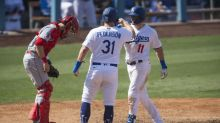 Dodgers close out regular season with shutout win over Angels