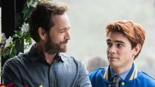 Riverdale emite la escena final de Luke Perry