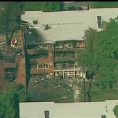 2 deaths confirmed in Maryland apartment fire