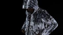 Canada Goose brings reflective prints to four rainwear styles