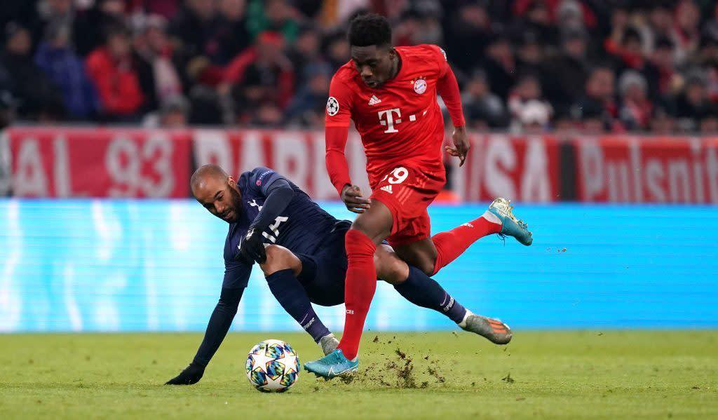 Bayern Tottenham Tickets
