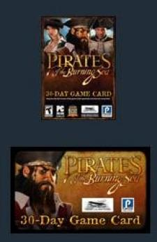 30-day game cards available for Pirates of the Burning Sea