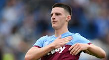 Triple H tells Declan Rice to reject Chelsea transfer, stay at West Ham