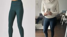 This Canadian athletic brand is having a major Black Friday sale: Here's what we thought about their best-selling leggings