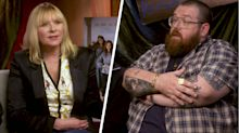 Nick Frost and Kim Cattrall think 'Horrible Histories' could tackle climate change (exclusive)