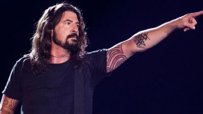 Foo Fighters' Dave Grohl still can't listen to Nirvana