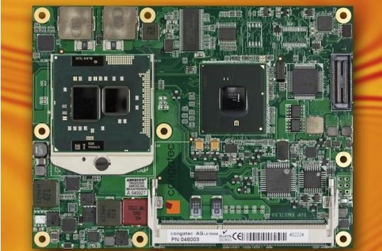 Congatec BM57 fits mobile Core i7 onto tiny mobo