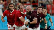 Georgia ring changes for Ireland Autumn Nations Test