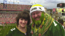 A Packers fan is suing the Bears over his right to wear Packers clothes