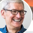 Tim Cook Subtly Shades Trump By Changing His Name On Twitter