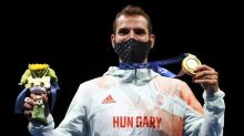 Olympics-Fencing-Hungary and Italy in semifinals of men's sabre team