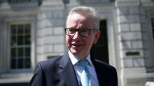 UK environment minister Gove joins race to replace May as prime minister - Sky