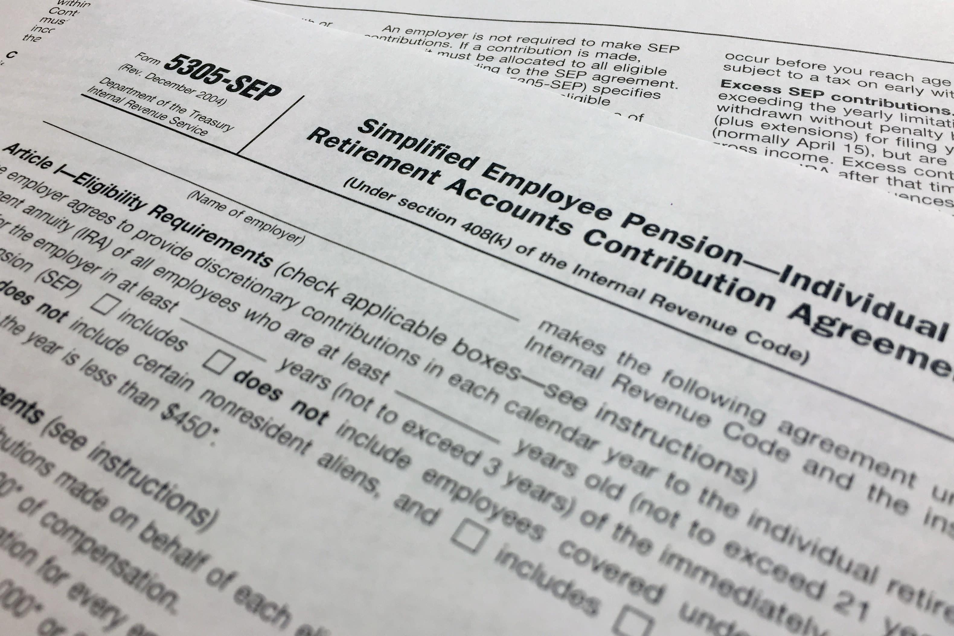 Get started deadline nearing for retirement plan decision falaconquin