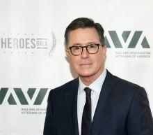 Stephen Colbert postpones surprise trip to New Zealand after mosque attacks