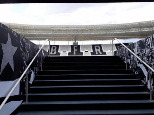Clássico entre Botafogo e Fluminense, pela Taça Rio, será no Nilton Santos