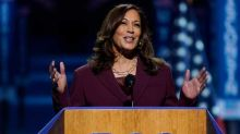 As Trump rushes court pick, Harris tells voters not to give up