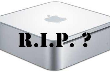 AppleInsider says the Mac Mini is dead