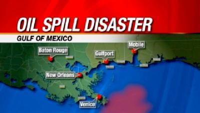 Mississippi Coast Businesses Fighting the Oil Spill