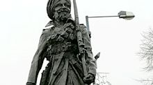 Statue of Sikh soldier to mark World War sacrifice vandalised less than a week after it was unveiled