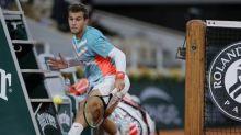 Roland-Garros (H) - Roland-Garros (H) : audience record pour le huitième Hugo Gaston-Dominic Thiem