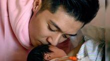 Pakho Chau saPys daughter brings him good fortune