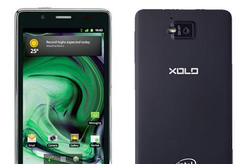 Intel's first smartphone coming soon: Xolo X900 gets April 24 release date