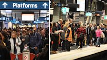 'It's only getting worse': Commuter chaos continues through peak hour