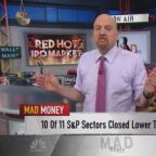 The market could get hammered later this year after these long-awaited IPOs, Jim Cramer says