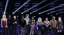 'The Voice' top 10 results: Ain't no way