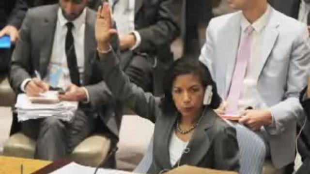 Susan Rice questioned