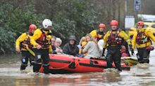 Man Dies After Falling Into River In South Wales During Storm Dennis As Police Declare 'Major Incident'