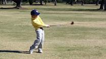 Autistic Boy Thrives Thanks to Golf