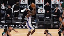 Sixers guard Shake Milton nominated for Conference Player of the Week