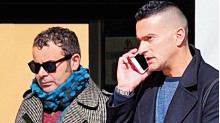 Jorge Javier Vázquez, grave crisis con su novio