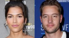 Justin Hartley Spotted Kissing Co-Star Sofia Pernas 6 Months After Divorce