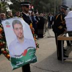 Palestinian lecturer killed in Malaysia is buried in Gaza