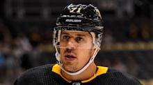 Evgeni Malkin on performing without Sidney Crosby: 'I need to be fire'