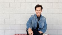 Actor Shaun Chen celebrates youngest daughter's 4th birthday at home