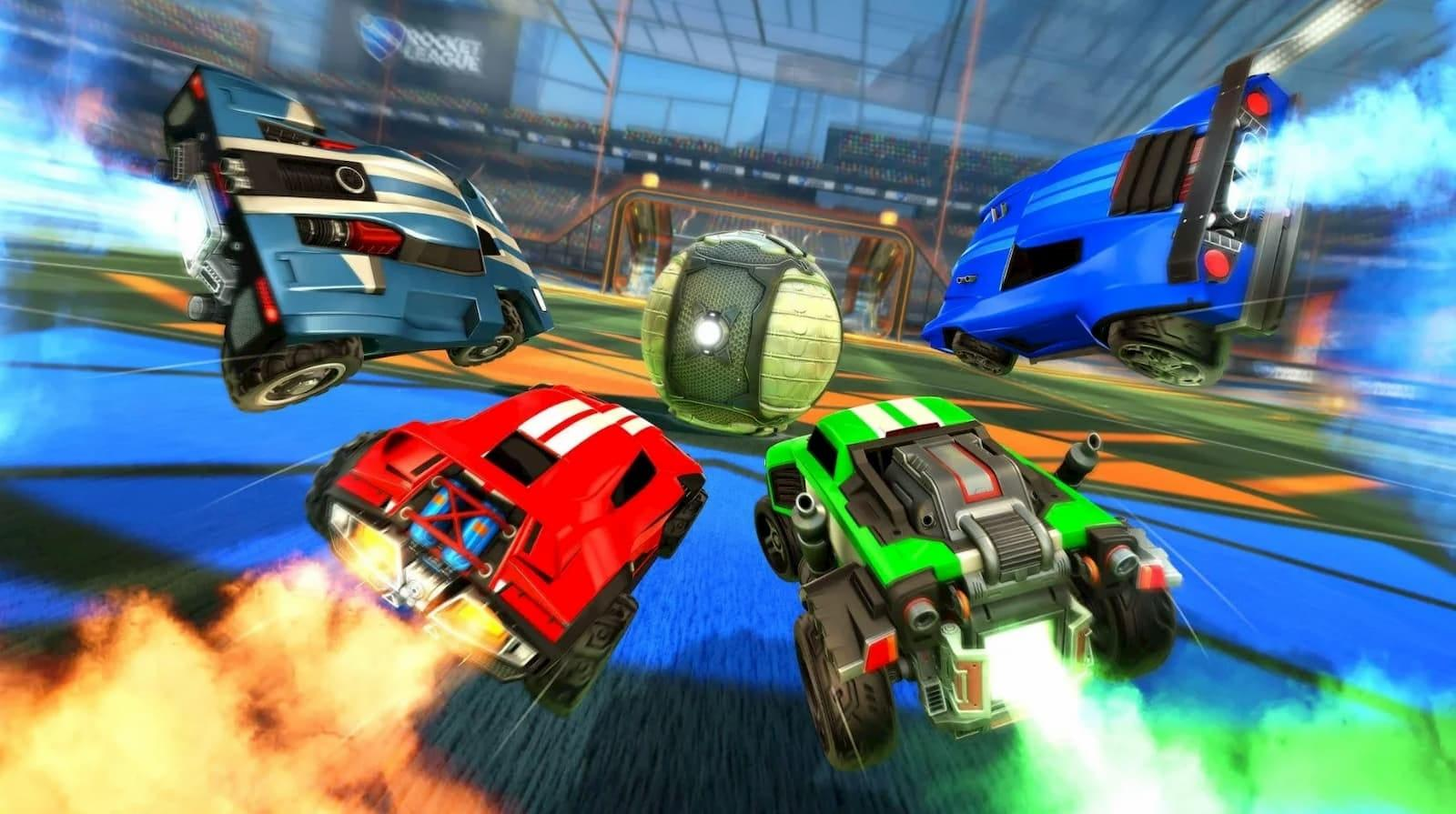 Rocket League Is Making Its First Three Dlc Packs Available For Free Engadget