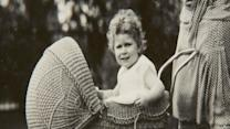 The Queen As A Child