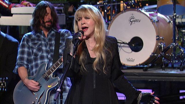 The Sound City Players with Stevie Nicks -