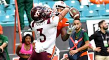Injury, inexperience could send Virginia Tech corner Caleb Farley sliding to Packers