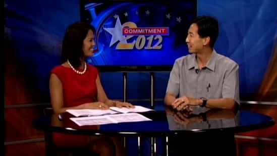 Djou talks about his race for Congress