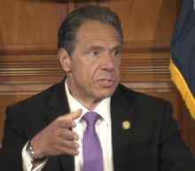 """Cuomo: Don't """"blur the lines"""" between looters and protesters"""