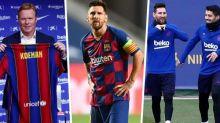Primera Division: Kommentar zur Causa Messi: Koeman reißt das Pflaster ab