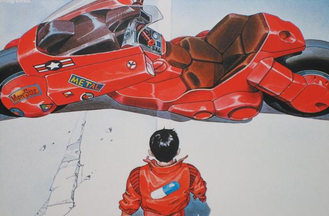 Unreleased 'Akira' title for Game Boy resurfaces